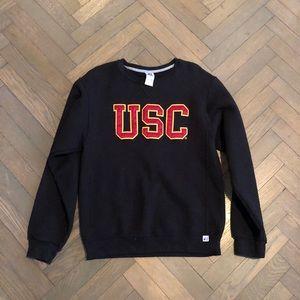 Russel Athletic USC Crewneck Sweatshirt